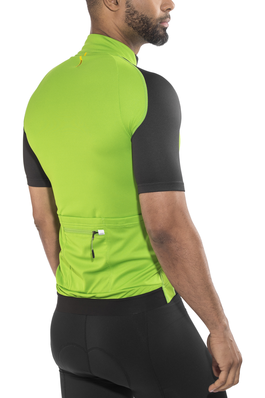 Mavic Cosmic Elite Bike Jersey Shortsleeve Men green at Bikester.co.uk 72755c611